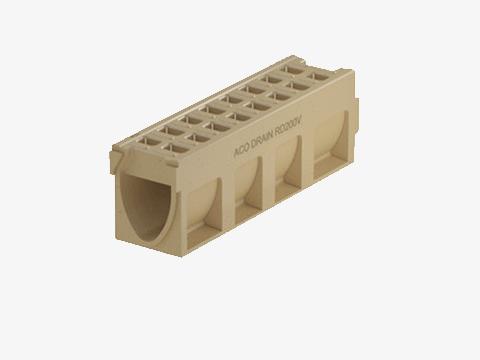 Kanały liniowe Monoblock PD/RD