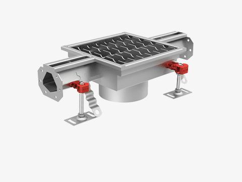ACO modulární štěrbinové žlaby